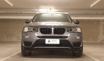 BMW X3 XDRIVE 20D LCI 2.0 AUT 2017 full